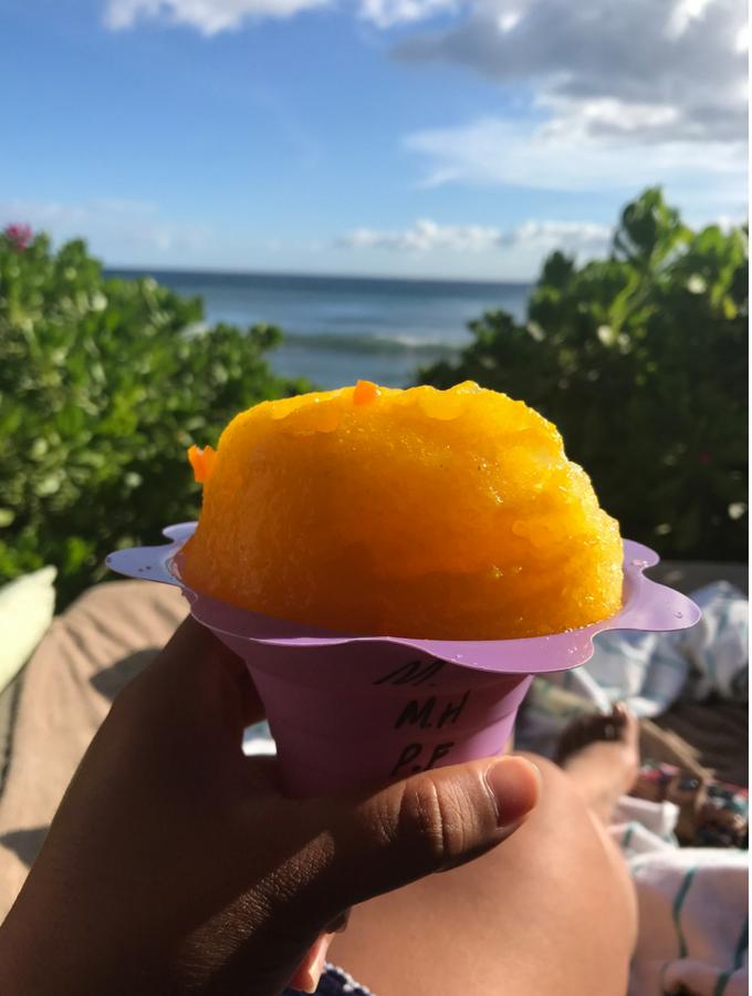 Ululani's shave ice