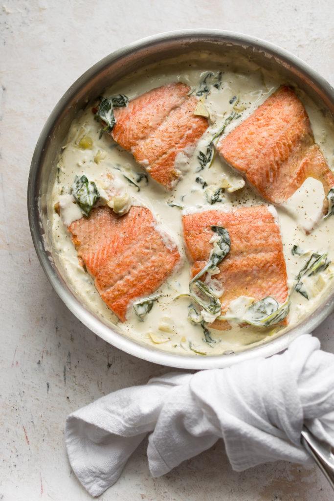 Salmon meal prep ideas